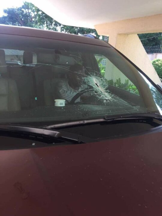 Photo of Senator Escapes Assassination At APC Meeting In Kaduna