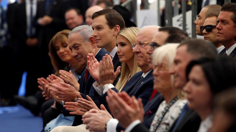 Photo of Nigeria, 32 Other Countries Attend USA Opening Of Embassy In Jerusalem