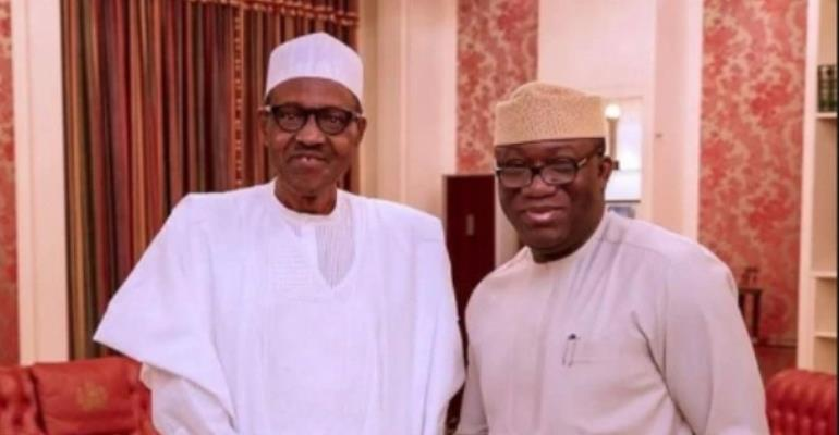 Photo of Elections Transparency Group Carpets Buhari, Fayemi Over N25bn Budget For Ekiti