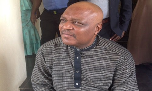 Photo of Ex-Taraba Governor, Jolly Nyame Sentenced To 14 Years for fraud