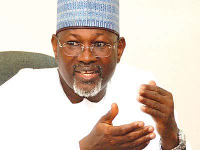 Photo of Ex- INEC Chairman, Jega Joins PRP