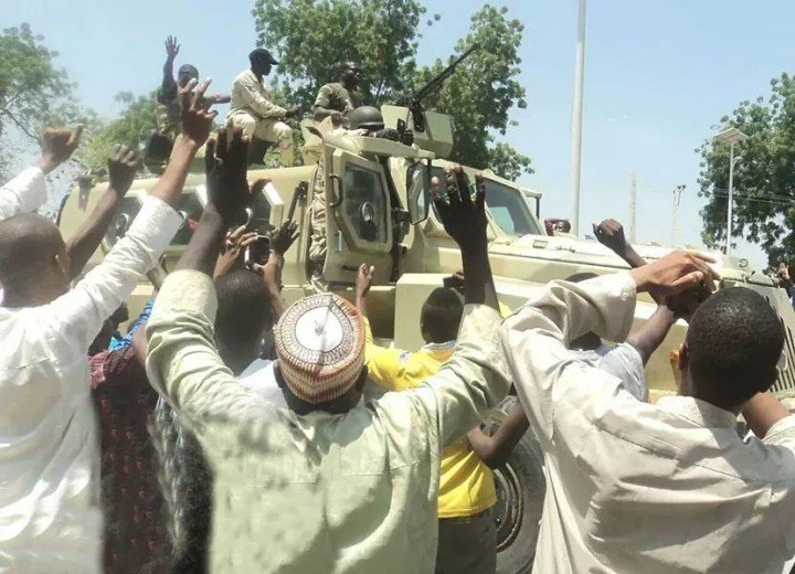 Photo of Over 1000 Boko Haram Captives Freed
