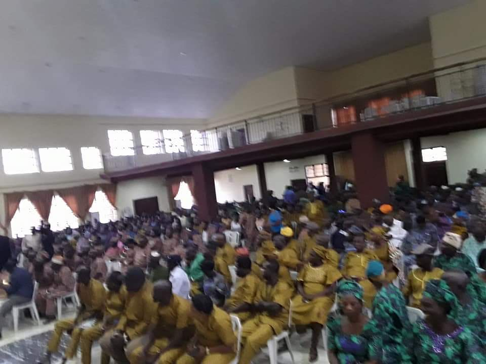 Photo of Ekiti PDP Guber Primary [UPDATED]: Delegates begins Accreditation