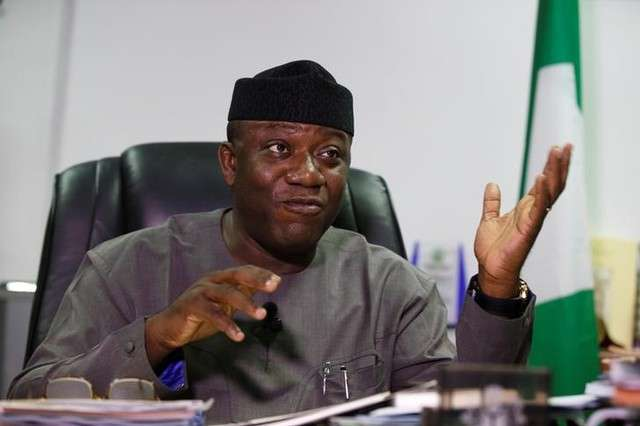 Photo of University Professors Earn More Than Me- Fayemi Blasts ASUU On Strike