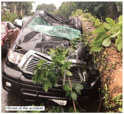 Photo of 4 Dead, 10 Injured In Ogun Road Accidents