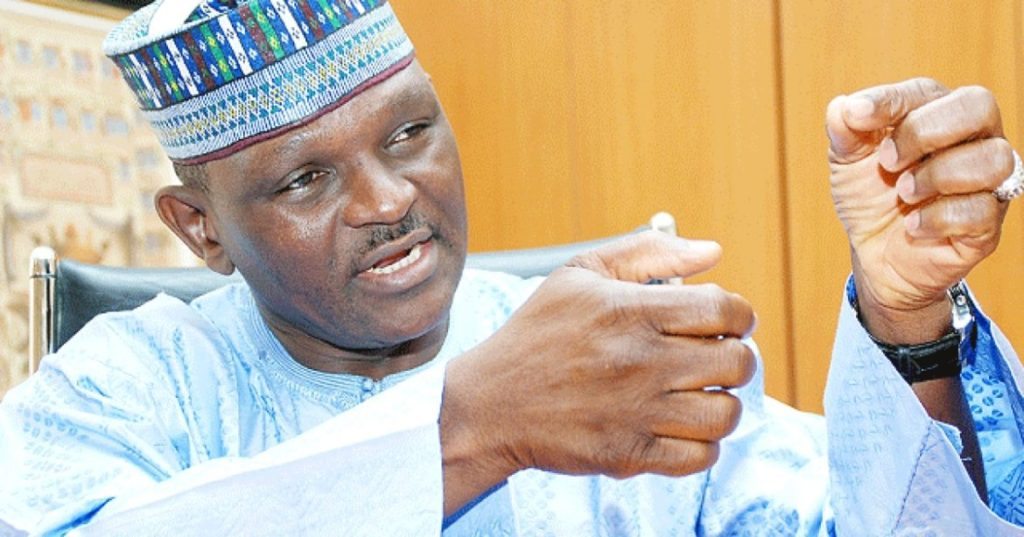 Photo of I Will Join Presidential Race If … -Al-Mustapha