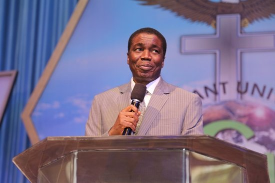 Photo of 2019: Don't Vote For A Leader Who Has More Values For Cows Than Human Beings – Bishop David Abioye Tells Members