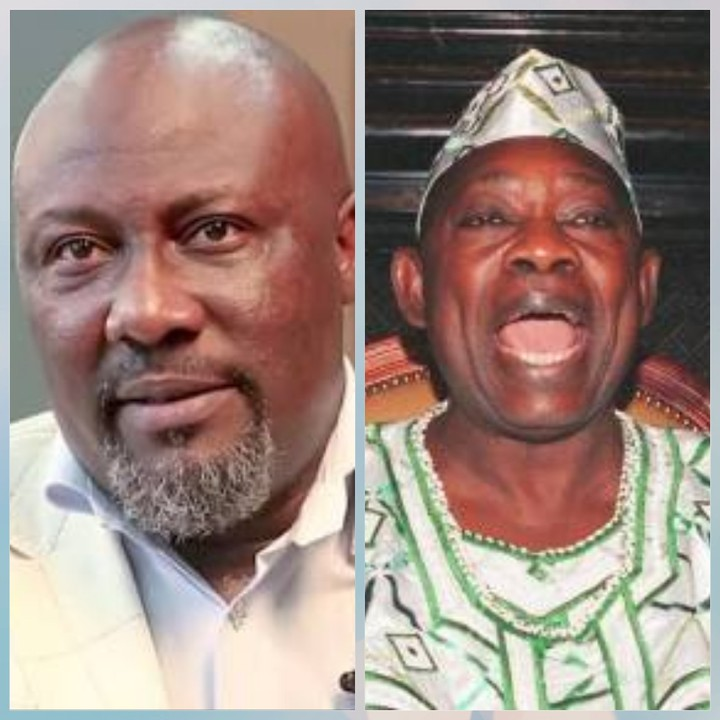 Photo of MKO Abiola No Longer Nigerian, Cannot Be Made GCFR – Dino Melaye