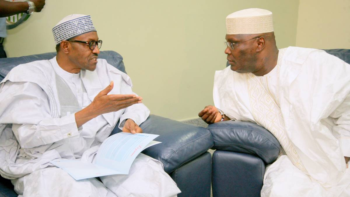 Photo of Learn from June 12, be-careful how you treat opposition, Atiku warns Buhari, others