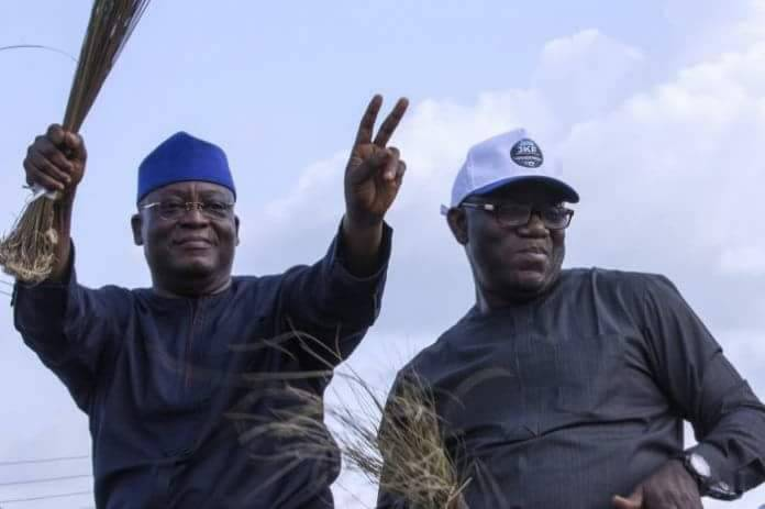 Photo of Ekiti APC Shooting: Only God Saved Me, Others From Death– Fayemi