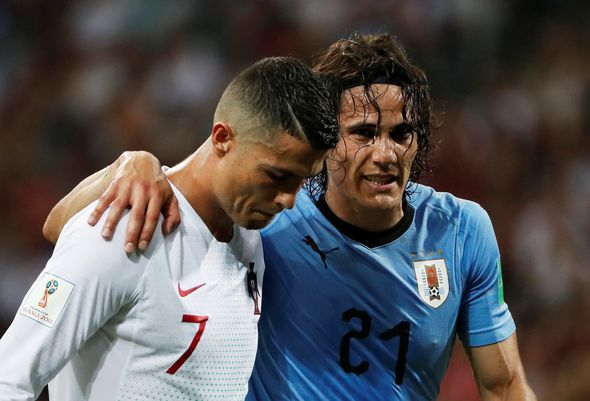 Photo of World Cup 2018: Uruguay Joins France For Quarter Finalist As Ronaldo, Messi Knockout