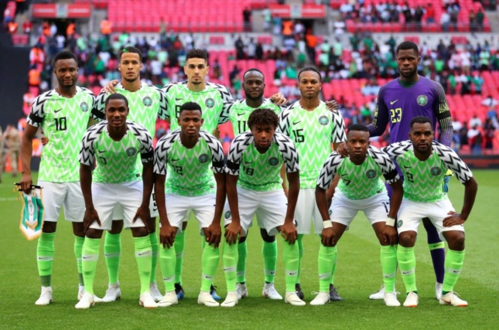 Photo of Nigeria Names 23-man Squad For Russia 2018 World Cup