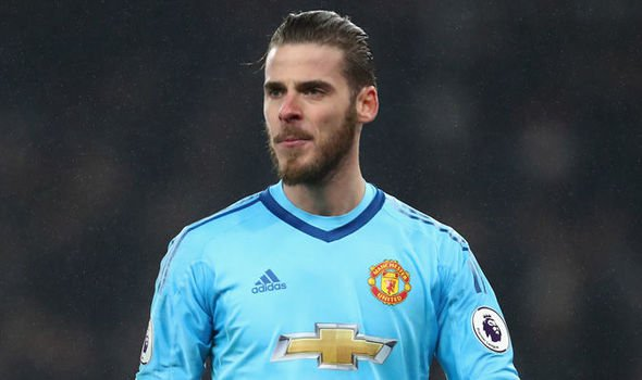 Photo of English Premier League: De Gea Signs New Contract With Manchester United