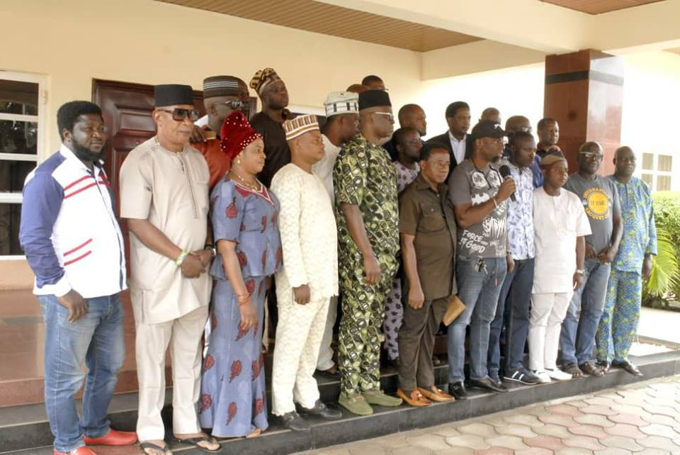 Photo of Fayose Asked Us To Support Fayemi – Ekiti PDP Assembly Members