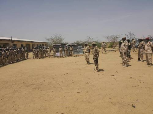 Photo of No Pay Since May… We're Living Like Refugees' – Soldiers In Borno
