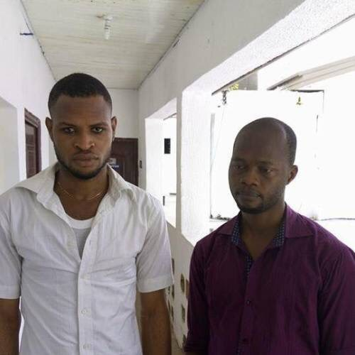 Photo of Publishers Arrested For Printing IPOB Handbills