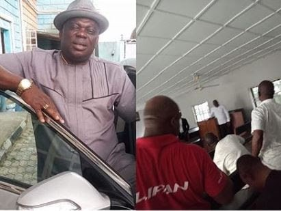Photo of APC Chieftain Lands In Court For Raping A Girl In Hotel