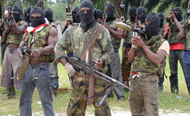 Photo of Ex-militants storm Ondo Governor's office