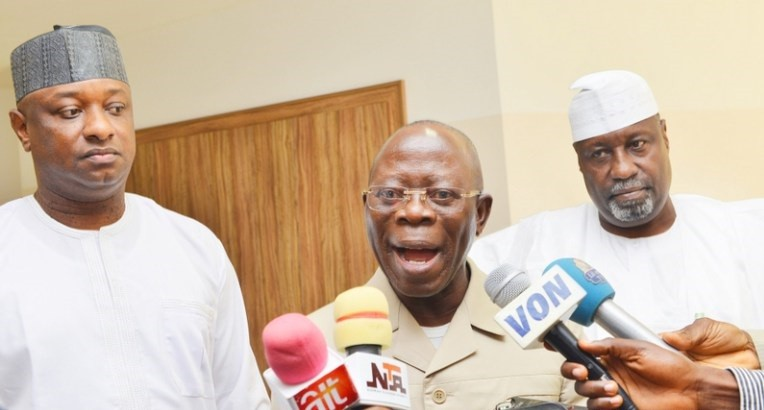 Photo of APC Won't Miss Migrant And Rolling Stone Politicians – National Chair, Oshiomhole