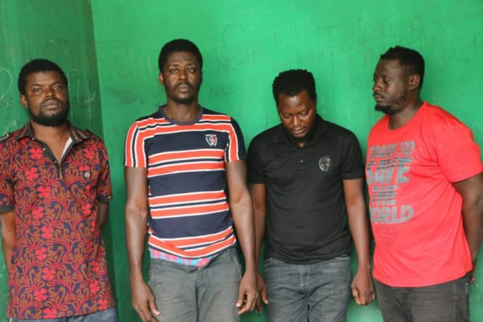 Photo of Four SARS operatives dismissed, arraigned for robbery, kidnapping