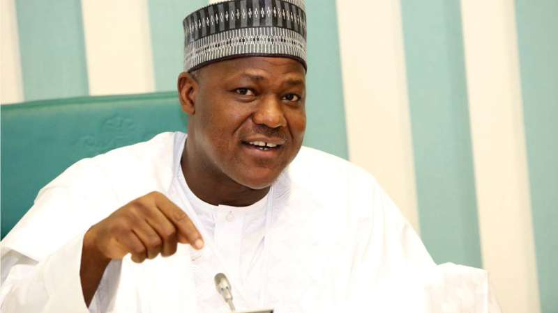 Photo of Blame yourself for delay 2019 budget – Dogara tells Buhari