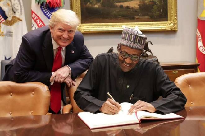 Photo of Muhammadu Buhari Is So Lifeless- American President, Donald Trump