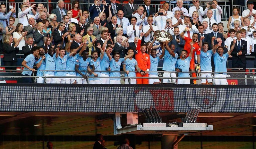 Photo of Manchester City Beat Chelsea In The Community Shield Game