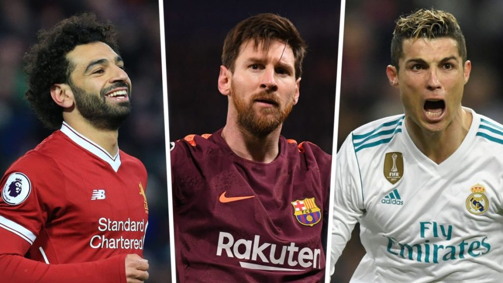 Photo of Salah, Ronaldo, Messi, make UEFA Champions League awards shortlist