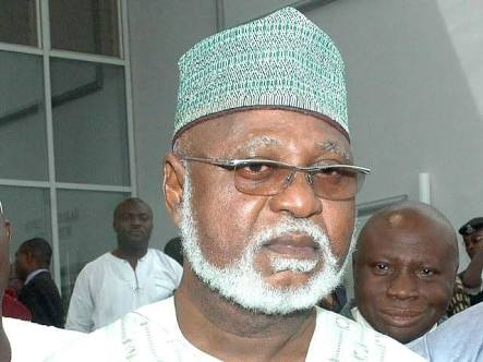 Photo of Ex-Head Of State, Abdusalami Peace Committee In Closed-Door Meeting With INEC Chairman