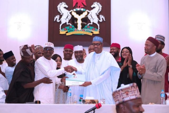Photo of 2019 Elections: APC Adopts Buhari As Sole Presidential Candidate