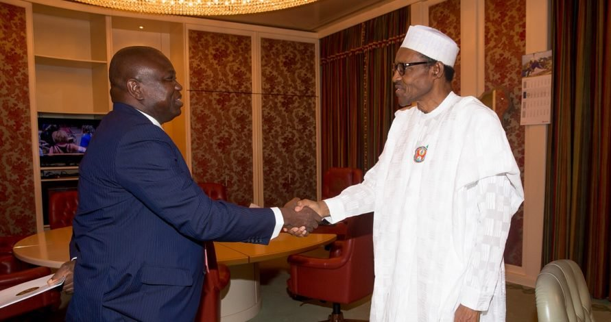 Photo of 2019 Elections: Buhari Meets Ambode In A Closed-Door
