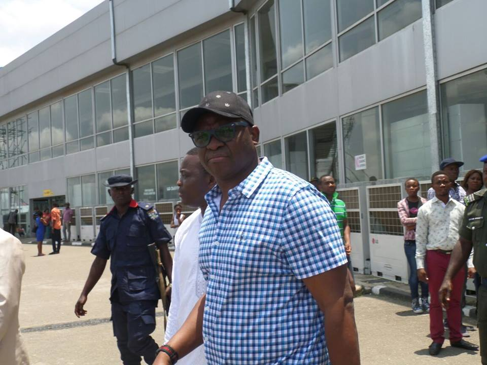 Photo of Place Ayo Fayose On Watch List – EFCC Tells Customs