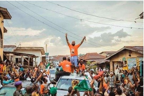 Photo of Osun Election: Davido, PDP gov Candidate Escapes Assassination In Osun