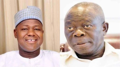 Photo of APC National Chairman, Oshiomhole Plotting Dogara's Removal As Speaker