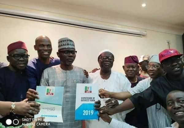 Photo of Tinubu Instructed Us To Work For Sanwo-Olu's Emergence As Governor -APC Elders