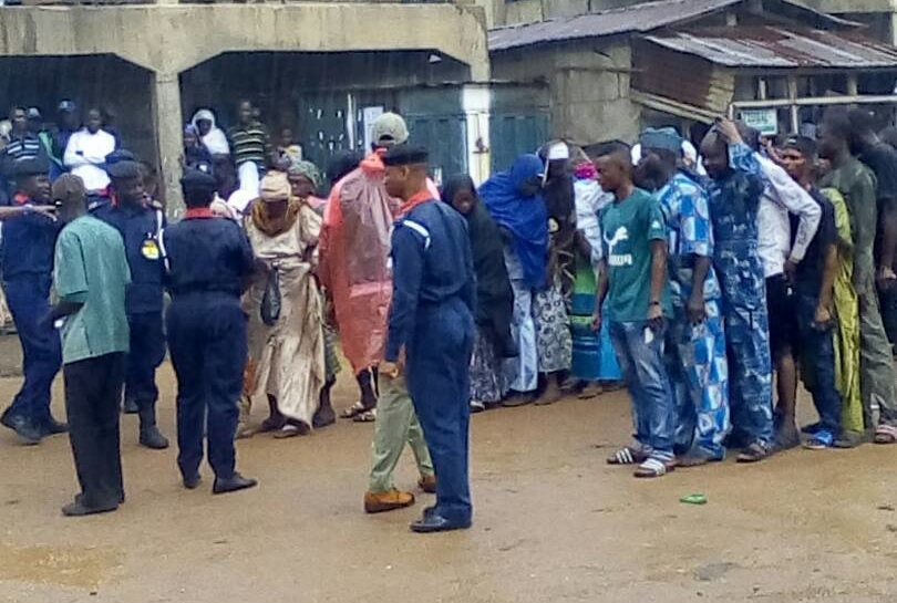 Photo of Osun Rerun Updates: Journalist Arrested For Taking Pictures At Polling Unit