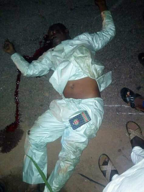 Photo of PDP Youth Leader, Pregnant woman Killed In Osun Rerun Election