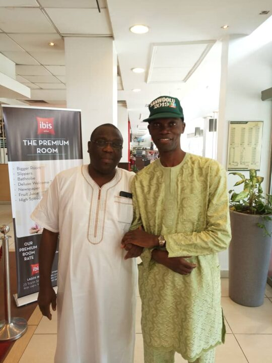 Photo of Lagos 2019: APC's House Begins Gaining Order As Fashola, Oki Join Unity Force