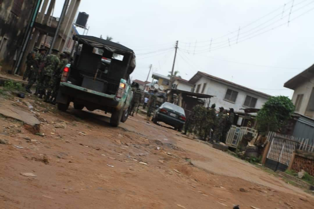 Photo of Osun Rerun Live Updates: Security Operatives Stops accreditation journalists from covering events at polling units