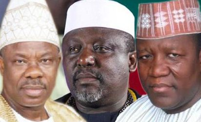 Photo of Aggrieved Four APC Governors, Others Plot Sabotage