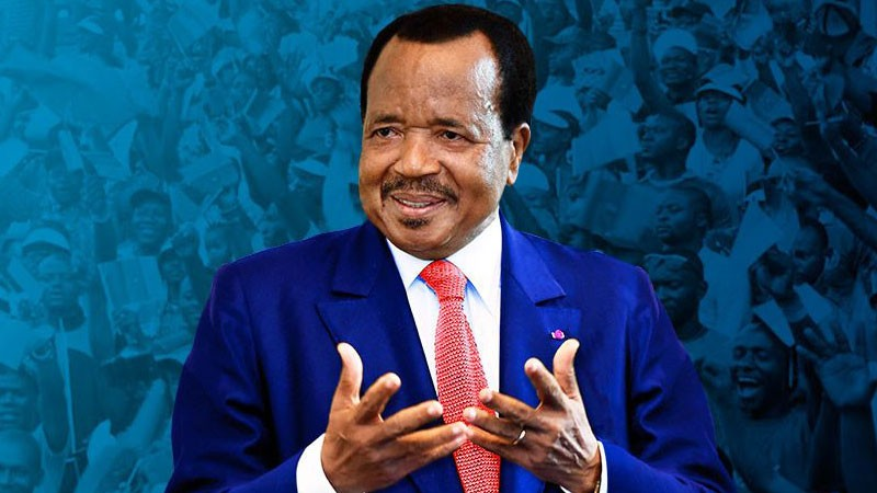 Photo of 85-year-Old, Paul Biya Wins Seventh Term In Office As Cameroon President