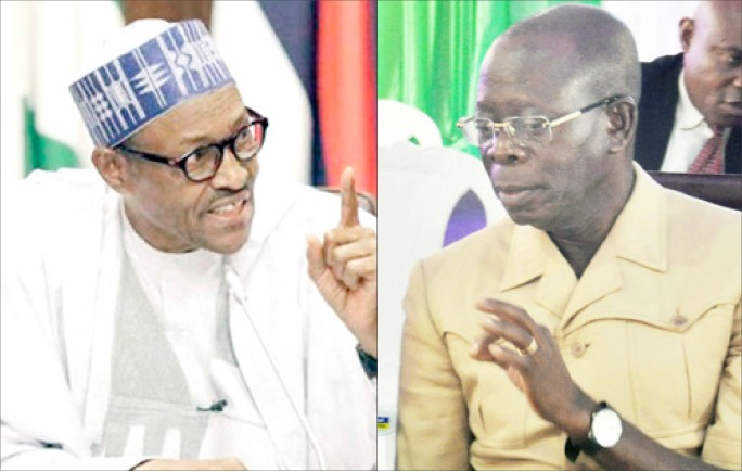 Photo of APC Crisis: Governors Back Down As Buhari Supports Oshiomhole