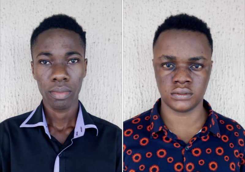 Photo of EFCC Arrests Two Person For Operating Examination Malpractice Websites