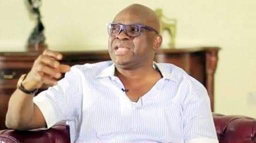 Photo of Stop Parading Yourself Like A Man Of God – Fayose Tells Anglican Bishop