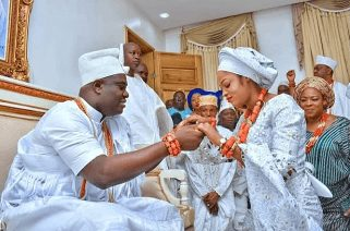 Photo of Ooni Ex-Wife, Zaynab, Speaks On His New Wife
