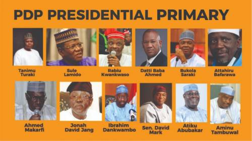 Photo of PDP Presidential Primary Updates: Voting Completed, Sorting Ongoing