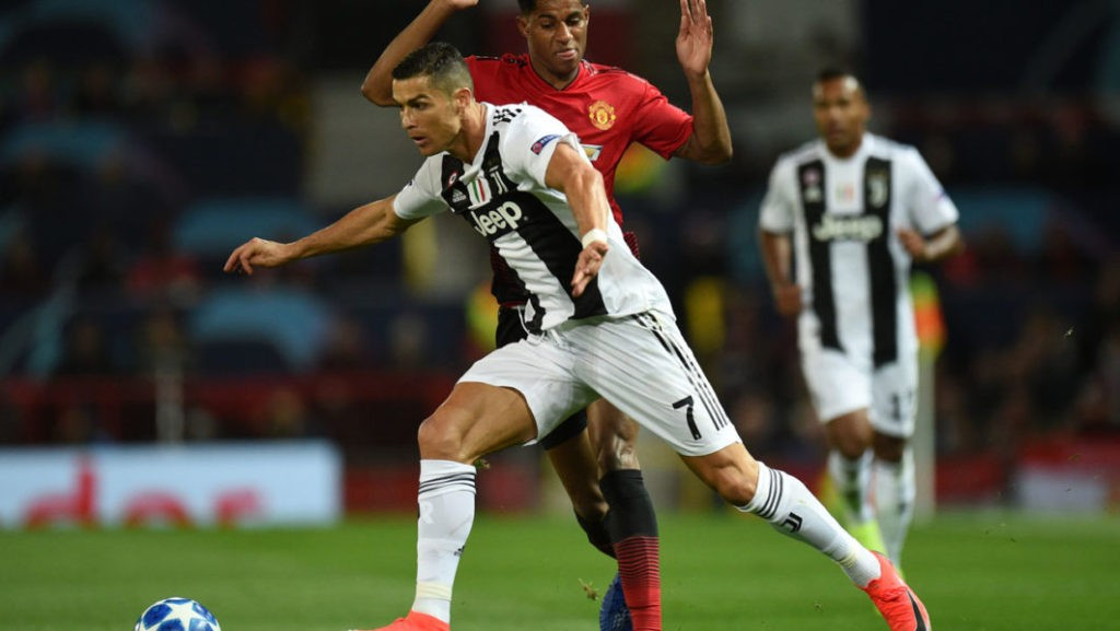 Photo of UEFA: Juventus Beat Manchester United At Old Trafford