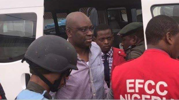 Photo of Fayose Remanded In EFCC Custody As Court Fails To Grant Him Bail