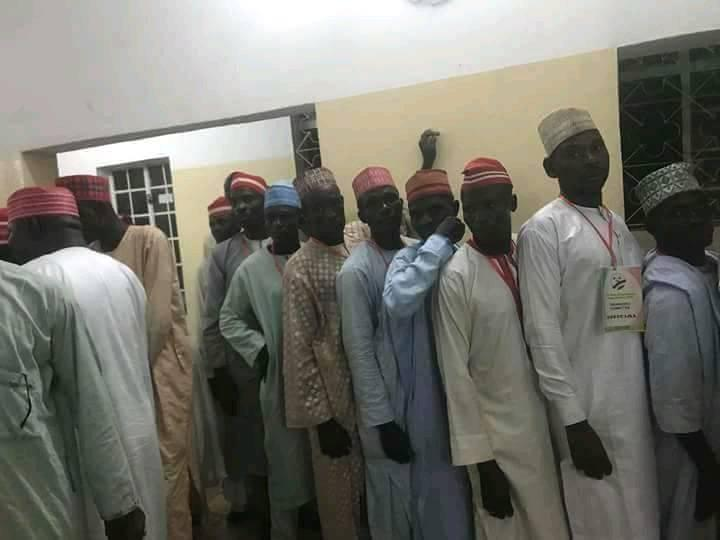 Photo of 2019: PDP Holds Kano Guber Primaries In Kwankwaso's House