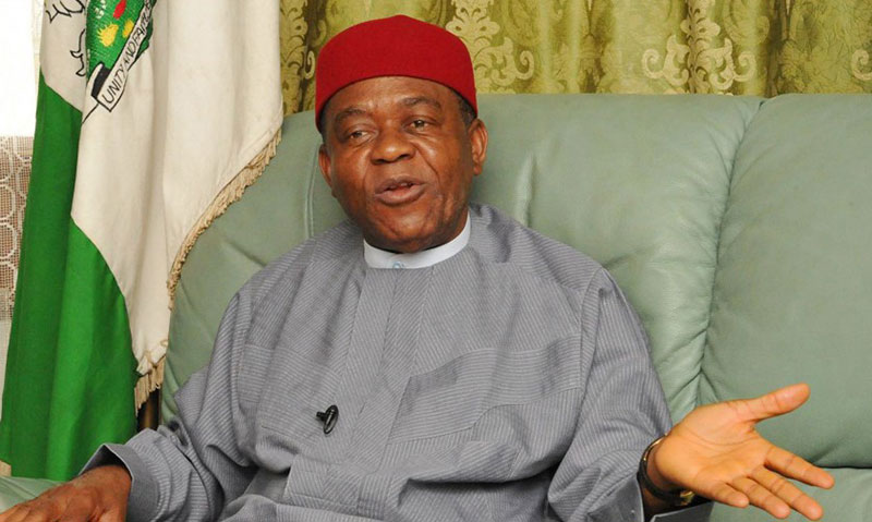 Photo of EFCC Grills Ex-Abia Gov, Senator Orji Over Alleged N27bn Fraud